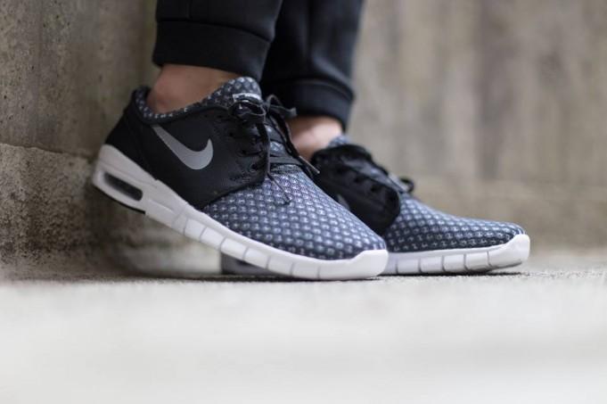 Nike Sb Janoski Max Grey